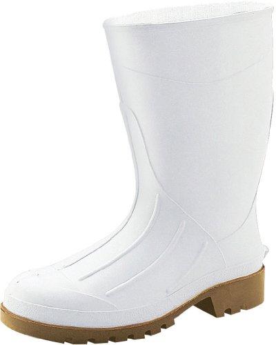 Honeywell Safety 74928-10 Servus Men's Shrimp Mid Boot with Plain Toe, Size-10, White