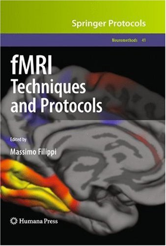fMRI Techniques and Protocols