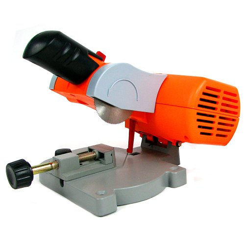 Stalwart 75-11024 Mini Cut-Off Miter Power Saw, 110 Volt image