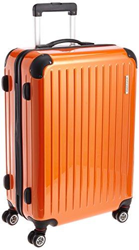 [ワールド ホッパー] WORLD HOPPER アマゾン限定 スーツケース61cm・4.4kg・62リットル・TSAロック搭載・預入サイズ・双輪キャスター 05667 13 (オレンジ)