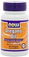 NOW Foods Oregano Oil Enteric 90 Softgels