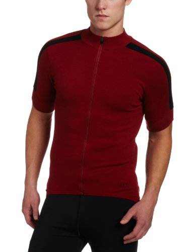 Buy Low Price Ibex Outdoor Clothing Men's Giro FZ Short Sleeve Jersey (7202-P)