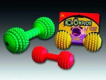 JW Pet Chompion Dog Toy