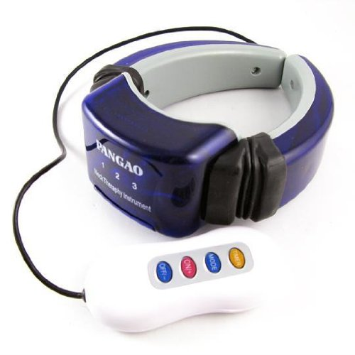 Neck Cervical Vertebra Therapy Care Instrument Massager 30020203