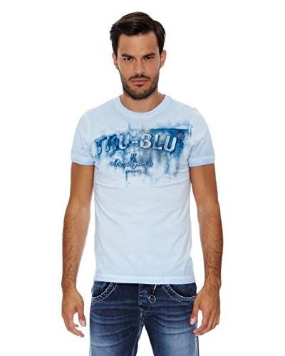 Pepe Jeans London Camiseta Blu Gris