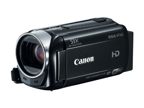 Canon VIXIA HF R42 HD 53x Image Stabilized Optical