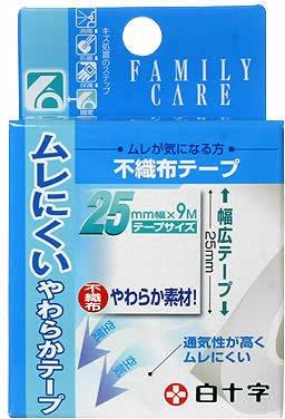 FC 不織布テープ 25mm×9m
