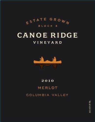 2010 Canoe Ridge Estate Merlot 750 Ml