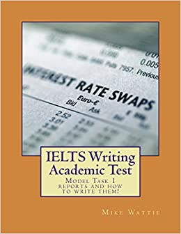 IELTS Academic Writing Task 1 – Writing reports on static charts
