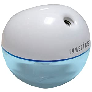 Homedics Hum-Cm10 Personal Cool Mist Ultrasonic Humidifier