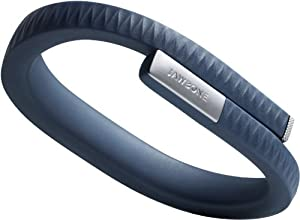 UP by Jawbone - Medium Wristband - Retail Packaging - Navy Blue
