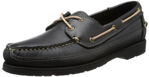 Sebago BROCKTON 2-EYE Men's Derby Black Schwarz (BLACK) Size: 9.5 (43.5 EU)