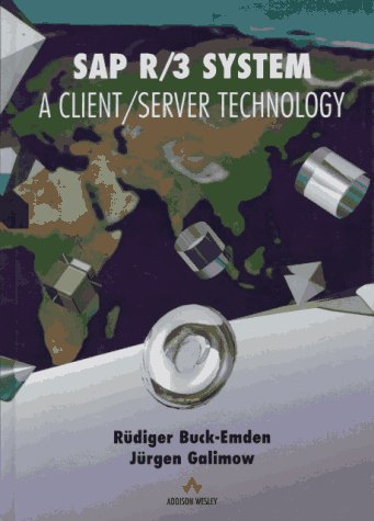The SAP(R) R/3(R) System: A Client/Server Technology