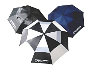 Forgan 60-Inch Double Canopy (3 Pack of New Golf Umbrellas)