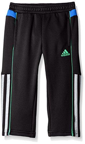 Adidas Little Boys' On The Ball Pant, Black, 6