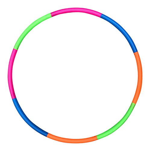 42-snap-together-detachable-exercise-hula-hoop-for-sports-playing-1-lb