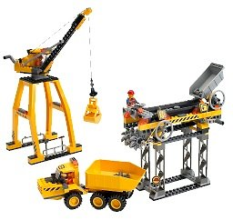 LEGO City 7243: Construction Site