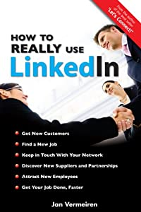 Cover of &quot;How to REALLY use LinkedIn&quot;