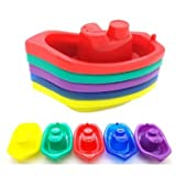 2 X Baby Bath Time Boats