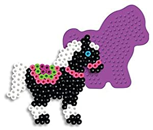 Small Pony Pegboard for Perler Fuse Beads