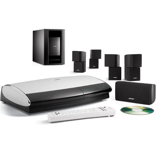 BOSE (R) 5.1 Lifestyle 38 Series III DVD Home Entertainment System ( Black )