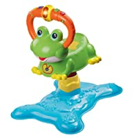 VTech Count and Colors Bouncing Frog Toy (Frustration Free Packaging)