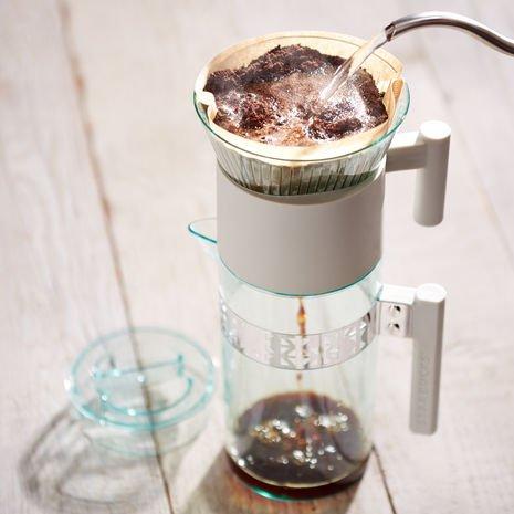 Starbucks Iced Coffee Maker Recipe : Starbucks Pour-over Iced Coffee Brewer (11036952) Best Coffee Maker Reviews