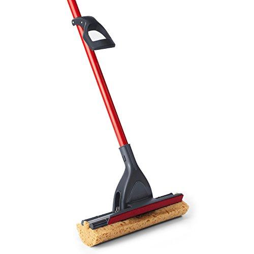 O-Cedar Wood-Matic Roller Mop (Sponge Mops Floor compare prices)