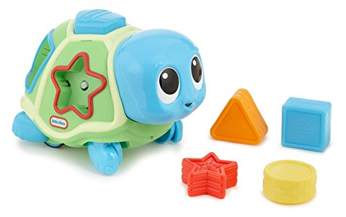Little Tikes Lil' Ocean Explorers - Crawl 'n Pop! Turtle