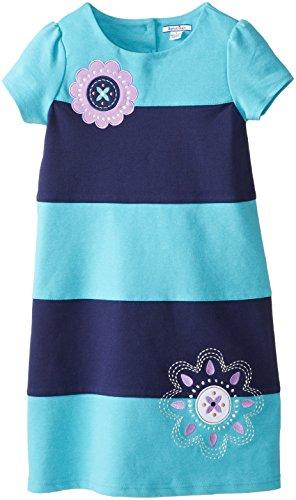 Hartstrings Big Girls' Big Girls Knit Ponte Dress