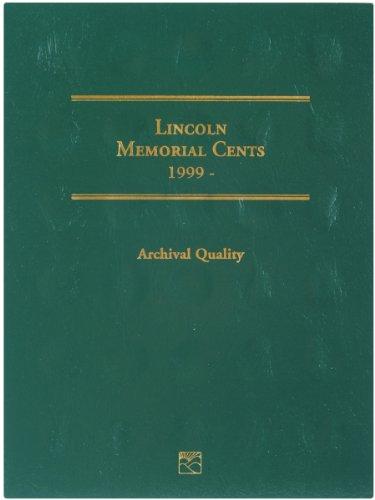 Littleton LCF31 1999-2008 Lincoln Memorial Cent Folder