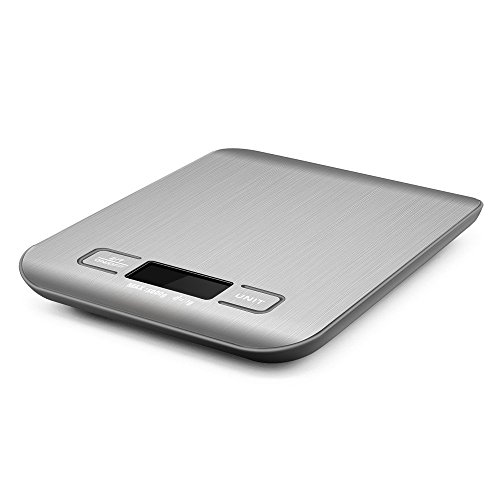 Bengoo-Slim-Stainless-Multifunction-Kitchen-Digital-Food-Scale-with-LCD-Display-and-Tare-Function