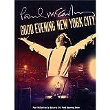 "DVD ""Good evening New York"" (Paul MaCartney)"