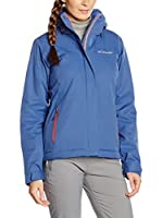 Columbia Chaqueta Everett Mountain (Azul Medio)