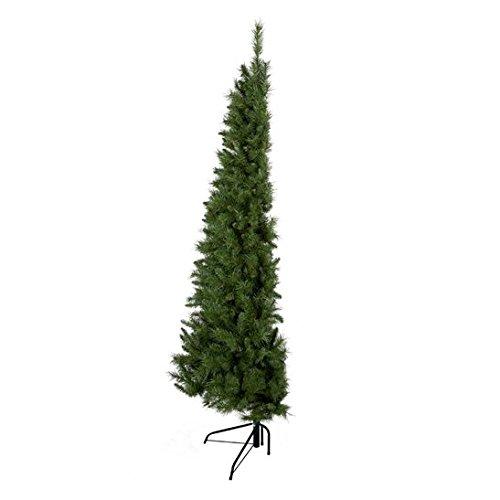 Dual Purpose Corner Half Wall Artificial Christmas Tree