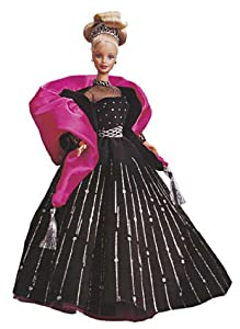 Barbie Happy Holidays Special Edition Barbie Doll (1998)