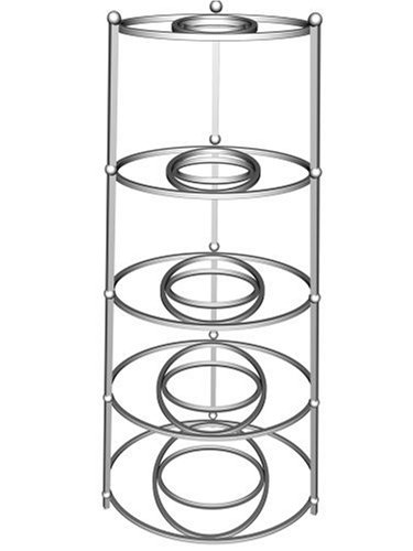 Axis - 5 Tier Pan Stand