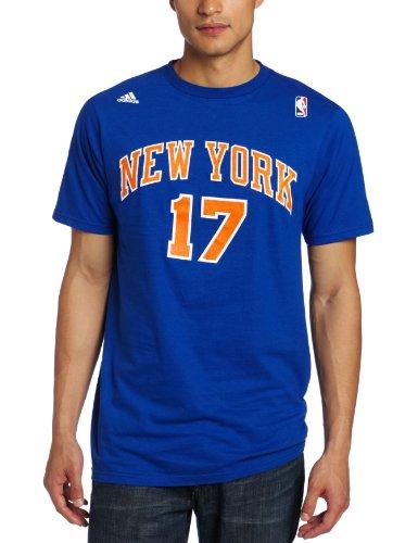 NBA New York Knicks Jeremy Lin Men's Player Tee (Royal, X-large) (Jeremy Lin compare prices)