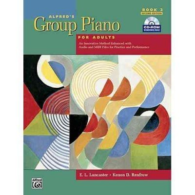Alfreds Group Piano for Adults Book 2
