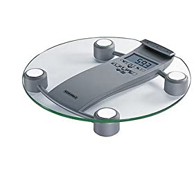 Buy   Soehnle Rio Glass Platform Bady Fat Scale Reviews
