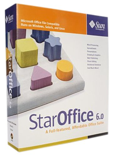 Sun Star Office Suite 6.0
