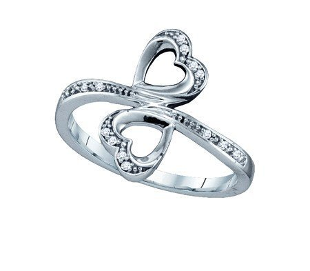 004ctw-Heart-Shape-Round-Diamond-Ring-Wedding-Band