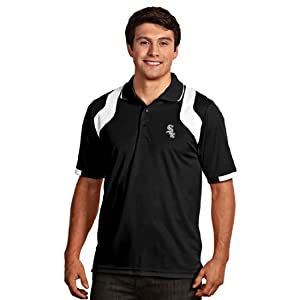 Chicago White Sox Fusion Polo (Team Color) by Antigua