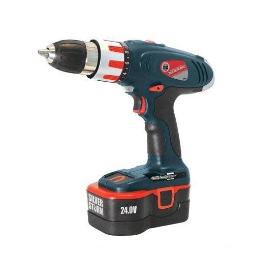 Silverline Silverstorm® 125763 24V Combi Hammer Drill