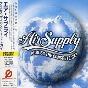 Air Supply - Across the Concrete Sky - Zortam Music