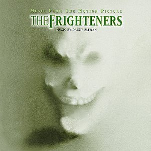 Original album cover of The Frighteners: Music From The Motion Picture by Danny Elfman