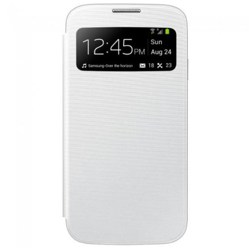 Flip Covers For Samsung Galaxy S4 Mini GI-9190 Color : White