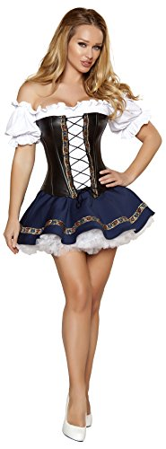 Roma Costume Beer Maiden Baby (Large)