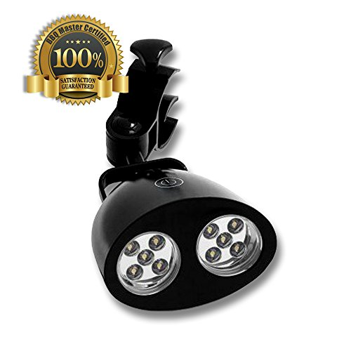 Discover Bargain BBQ Grill Light: The Authentic Grilluminator with Unconditional Guarantee - Ultra B...