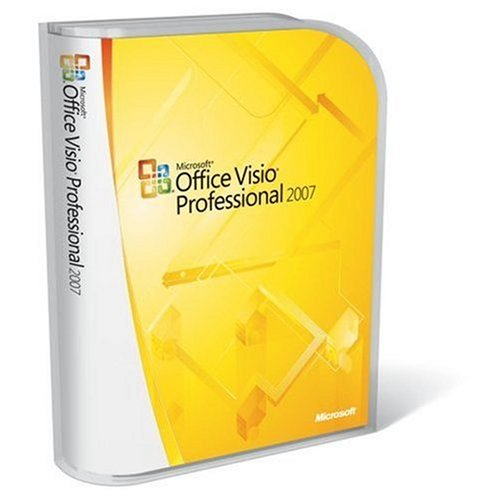 Microsoft Visio Professional 2007  French (vf) Version Upgrade